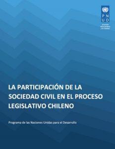 La participación de la sociedad civil en el proceso legislativo chileno