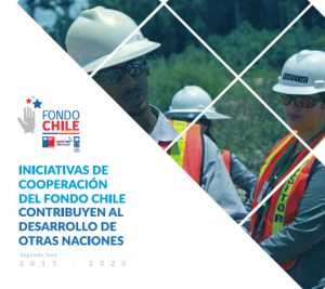 Iniciativas de Cooperación del Fondo Chile (Informe 2015-2020)