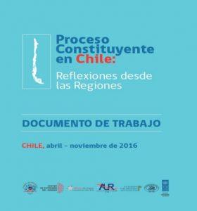 Proceso constituyente en Chile: Reflexiones desde las regiones