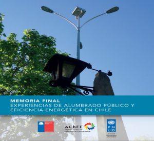 Memoria Final | Experiencias de alumbrado público y eficiencia energética en Chile
