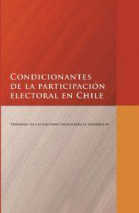 Condicionantes de la participación electoral en Chile