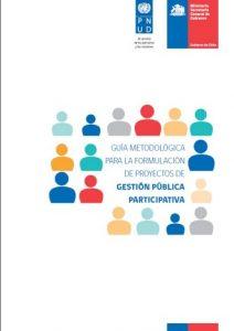 Guía metodológica para la formulación de proyectos de gestión pública participativa