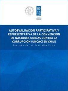 Autoevaluación Participativa y Representativa de la Implementación de la Convención de Naciones Unidas contra la Corrupción
