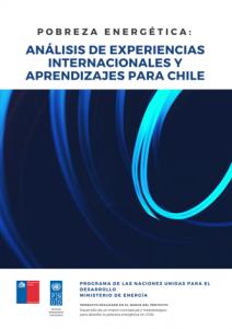 Pobreza energética: análisis de experiencias internacionales y aprendizajes para Chile