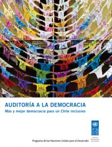 Auditoria a la Democracia | Más y mejor democracia para un Chile inclusivo