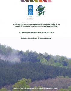 Conformación de un Consejo de Desarrollo para la instalación de un modelo de gestión territorial compartida para la sostenibilidad