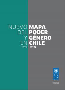 Nuevo Mapa del Poder y Género en Chile (1995-2018)