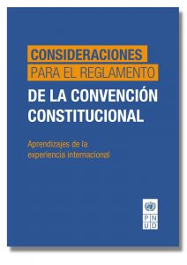 Consideraciones para el Reglamento de la Convención Constitucional:  Aprendizajes de la experiencia internacional