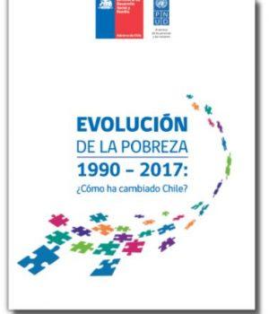 portada evolucion de la pobreza 1990-2017